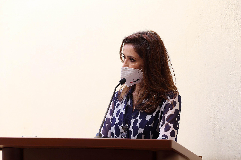 Tomó el cargo de Coordinadora Ejecutiva del campus Tlajomulco de la Universidad de Guadalajara (UdeG), la doctora Leticia Leal Moya