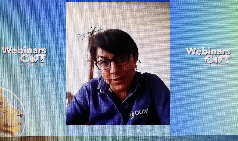 Activistas de la sociedad civil que trabajan con sectores vulnerables y empresas, participaron en webinar organizado por CUTonalá