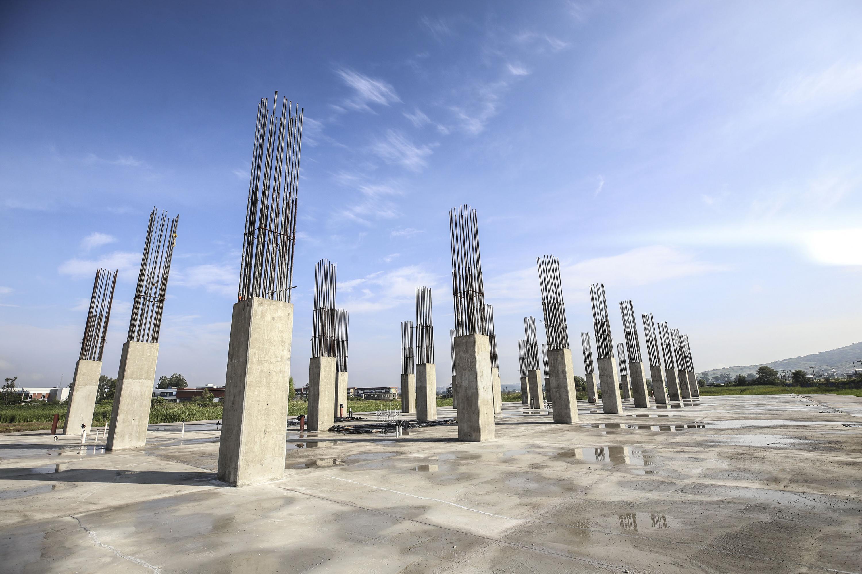 Construyen un módulo de 2 mil 433 metros cuadrados. Se espera que el próximo año comiencen las consultas externas