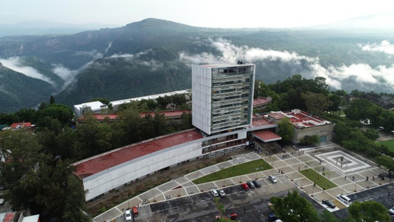 Instalaciones del Centro Universitario de Arte, Arquitectura y Diseño (CUAAD)