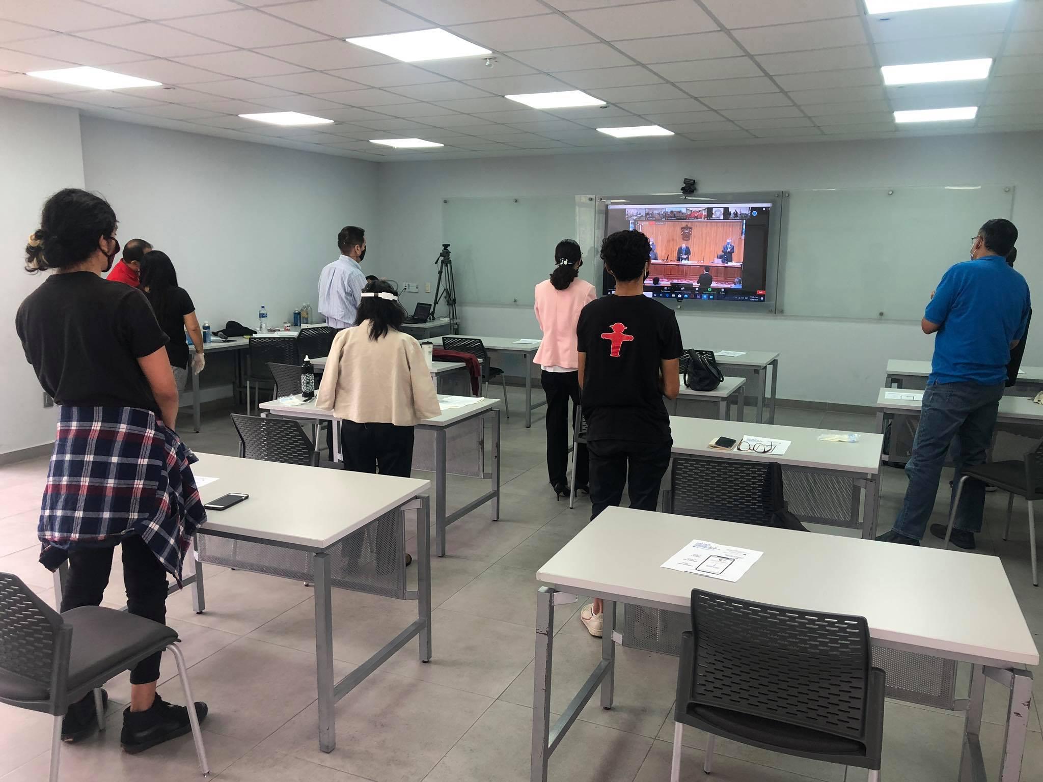 Consejo General Universitario de la UdeG realiza primera sesión virtual y decreta dicha modalidad para futuras situaciones de contingencia