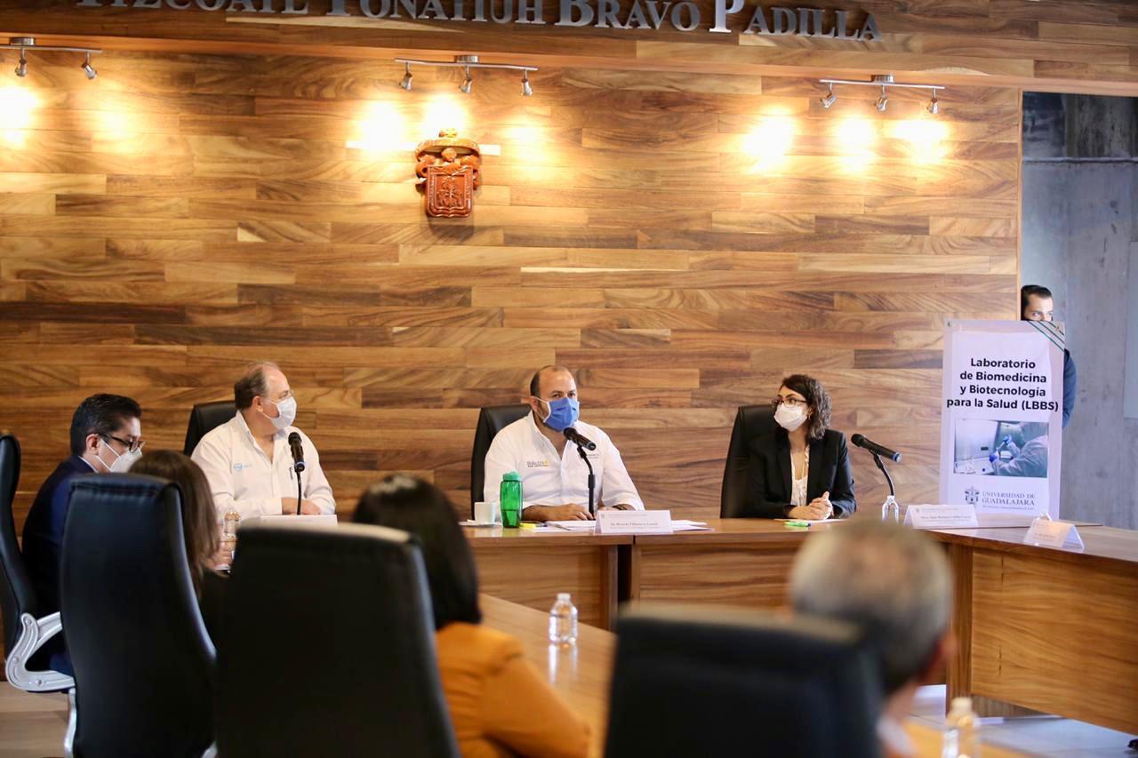 Realizará, en la primera etapa, hasta 30 pruebas diarias para cortar cadena de contagios en los municipios de la región Sur de Jalisco