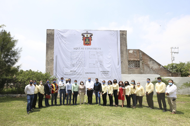 La biblioteca tendrá espacio para ofrecer siete licenciaturas de UDGVirtual