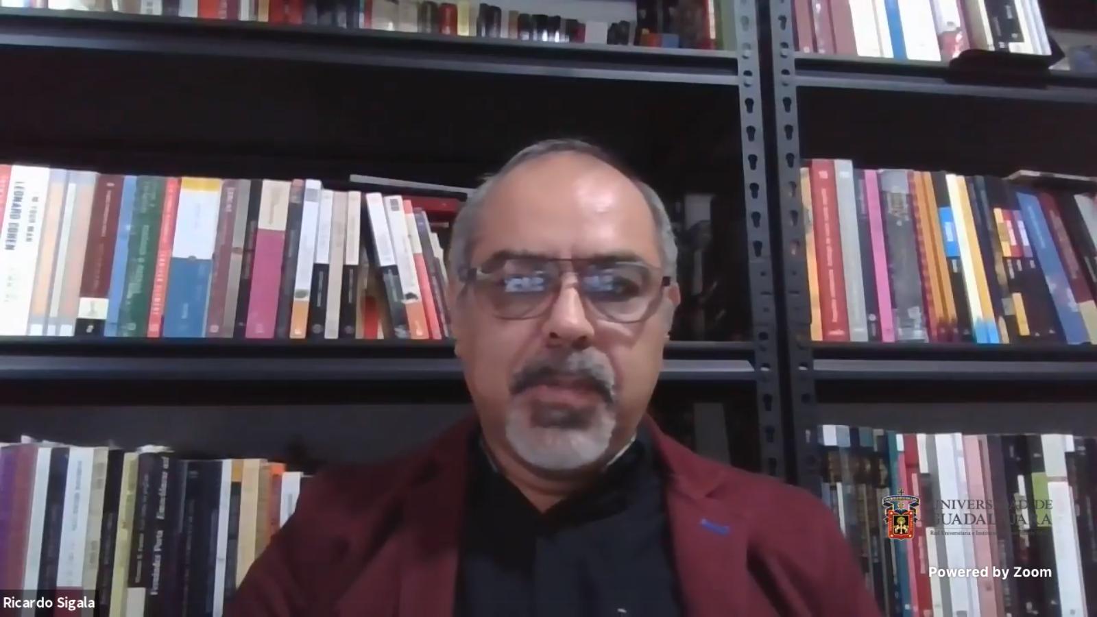 """La presentación de su obra, """"Los tiempos de Dios"""", tendrá lugar en la FIL Guadalajara"""