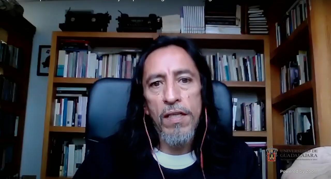 Inician las actividades conmemorativas de la Cátedra de Poesía y Periodismo Cultural Hugo Gutiérrez Vega, en honor al poeta y periodista tapatío