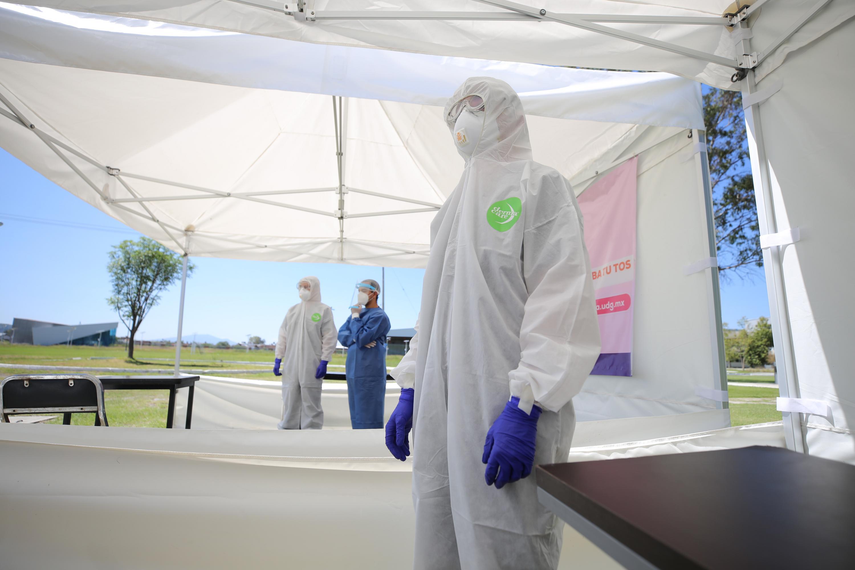 Ayudarán a diagnosticar casos probables de la enfermedad y a cortar la cadena de contagios en la región Ciénega, Altos Norte y Altos Sur