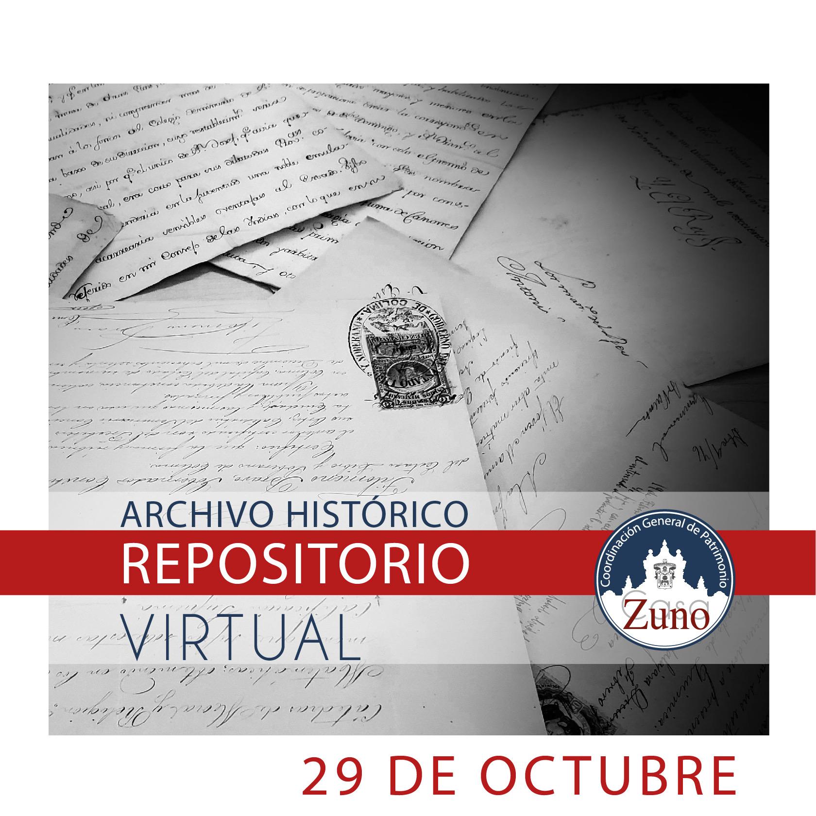 La Coordinación General de Patrimonio invita a investigadores, docentes y estudiantes a consultar gratuitamente documentos que datan desde 1792