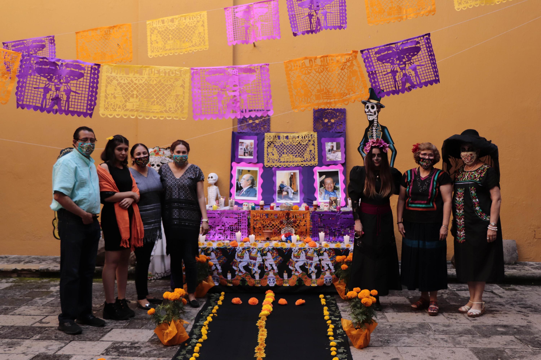 En XXIII Festival de Altares de Muertos, que será difundido a partir del 2 de noviembre
