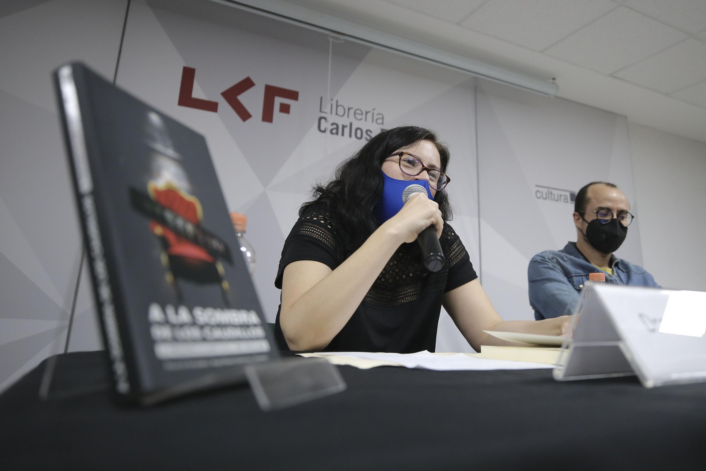 """Presentan el libro """"A la sombra de los caudillos. Cine y presidencialismo en México"""""""
