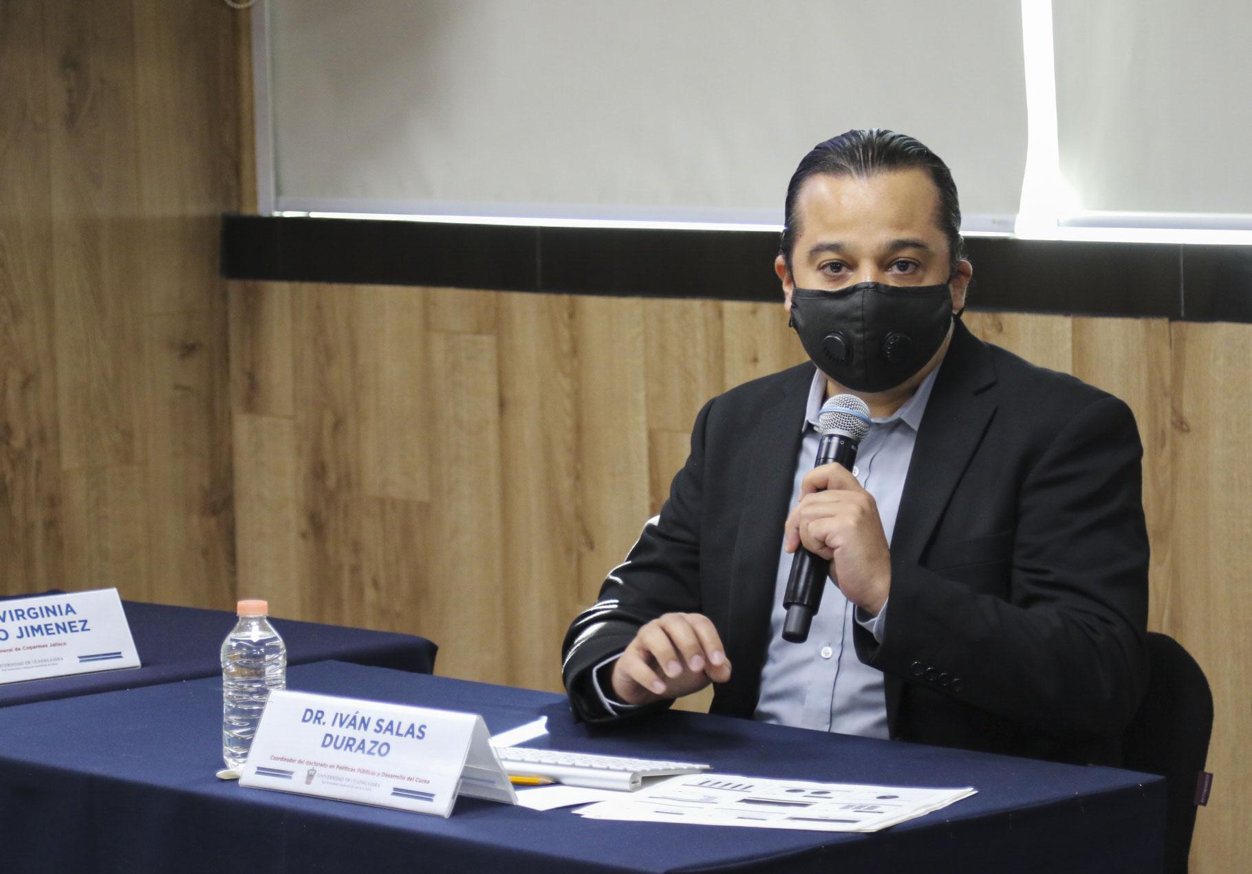 Dan a conocer resultados de estudio de CUCEA y Coparmex Jalisco