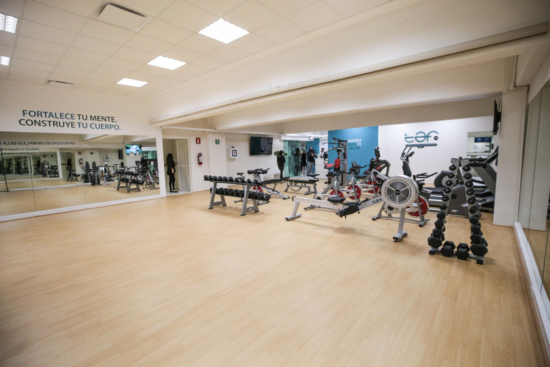 Tendrá aparatos para ejercicio y actividades cardiovasculares, y habrá asesorías para mejorar la salud física y mental
