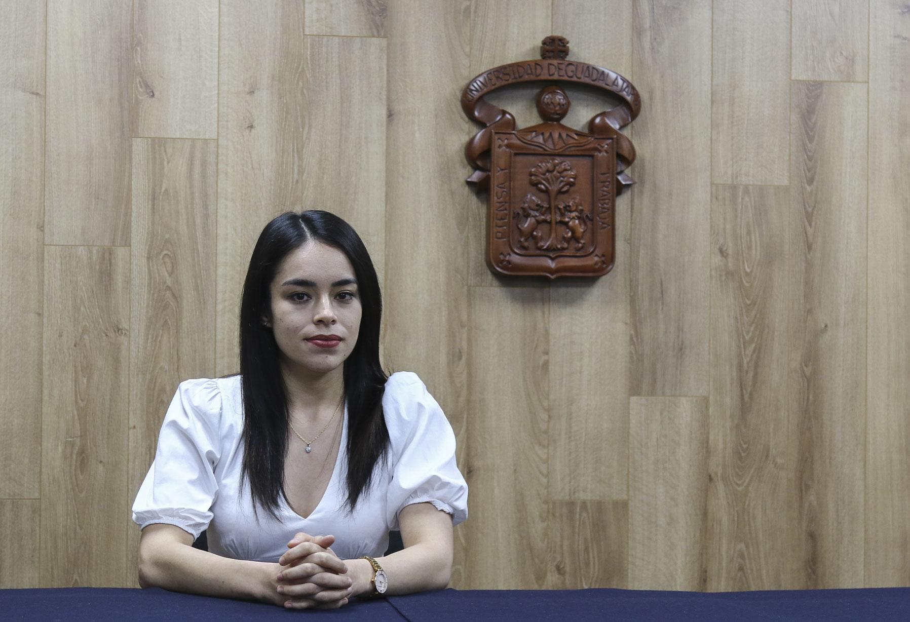 La doctora Diana Emilia Martínez Fernández