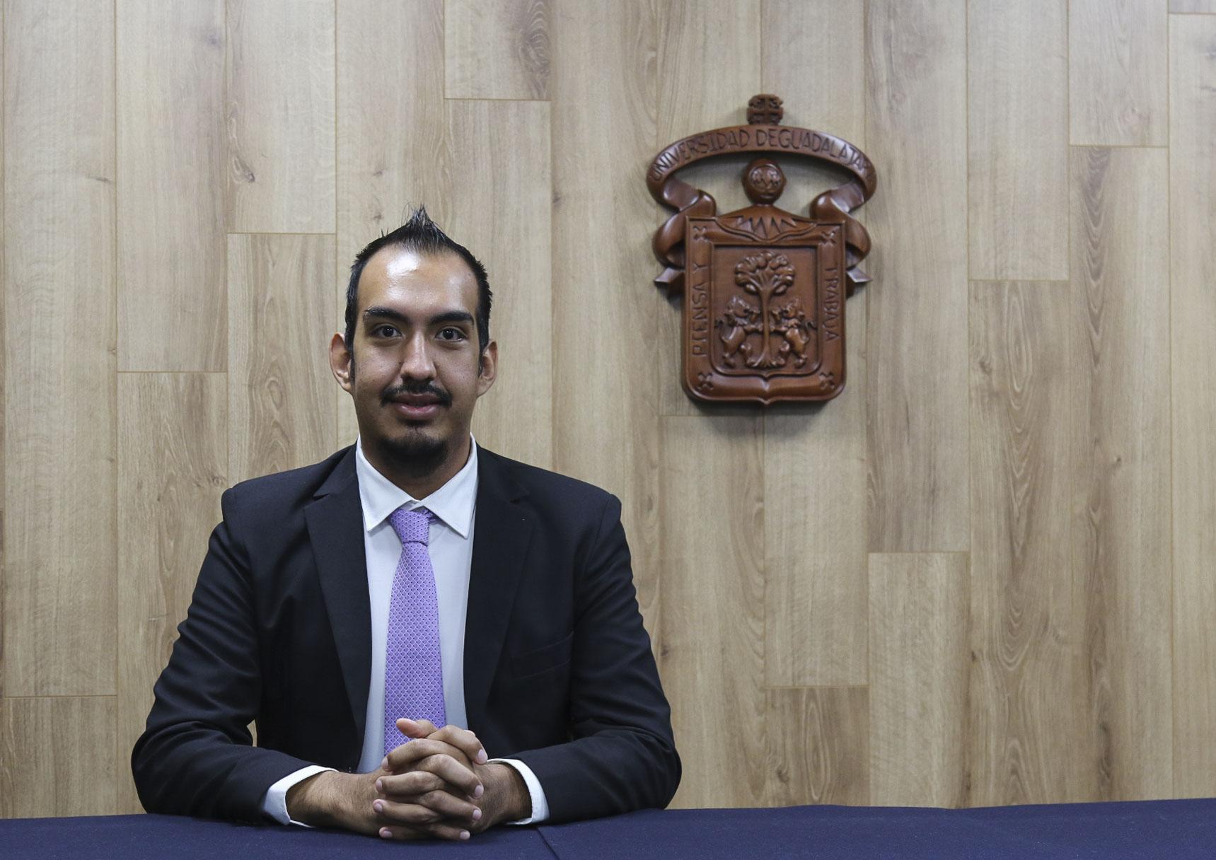 El doctor Carlos Alejandro Jáuregui