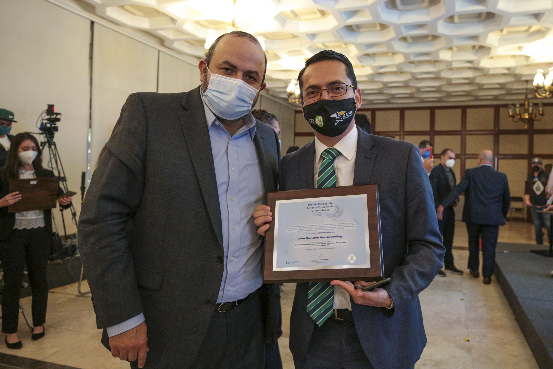 La Sala de Situación en Salud por COVID-19, una de las galardonadas