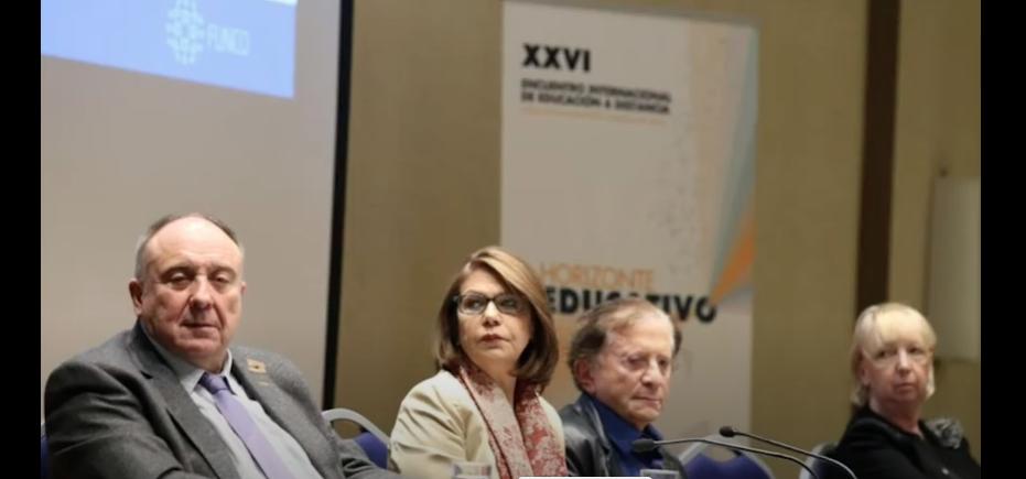 Inauguran Encuentro Internacional de Educación a Distancia, en la FIL