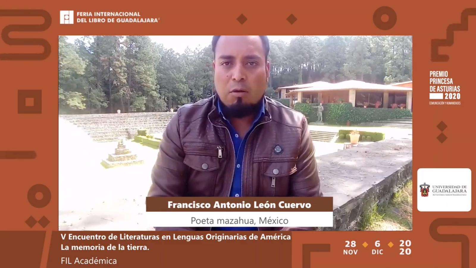 Realizan V Encuentro de Literaturas en Lenguas Originarias de América, en la FIL
