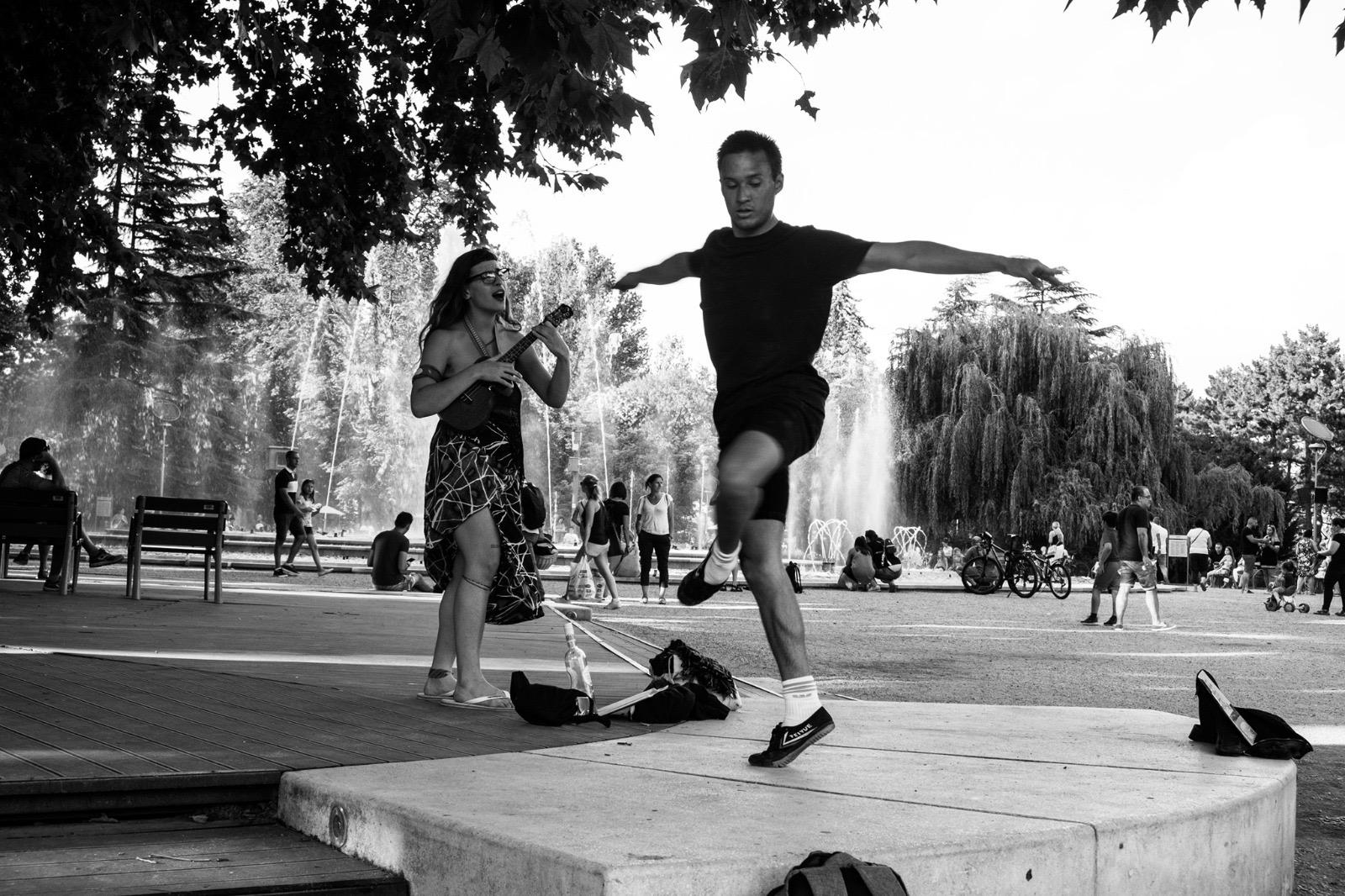 Egresado de la UdeG ha logrado participar en los programas de la compañía Budapest Dance Theater y del gobierno de Hungría