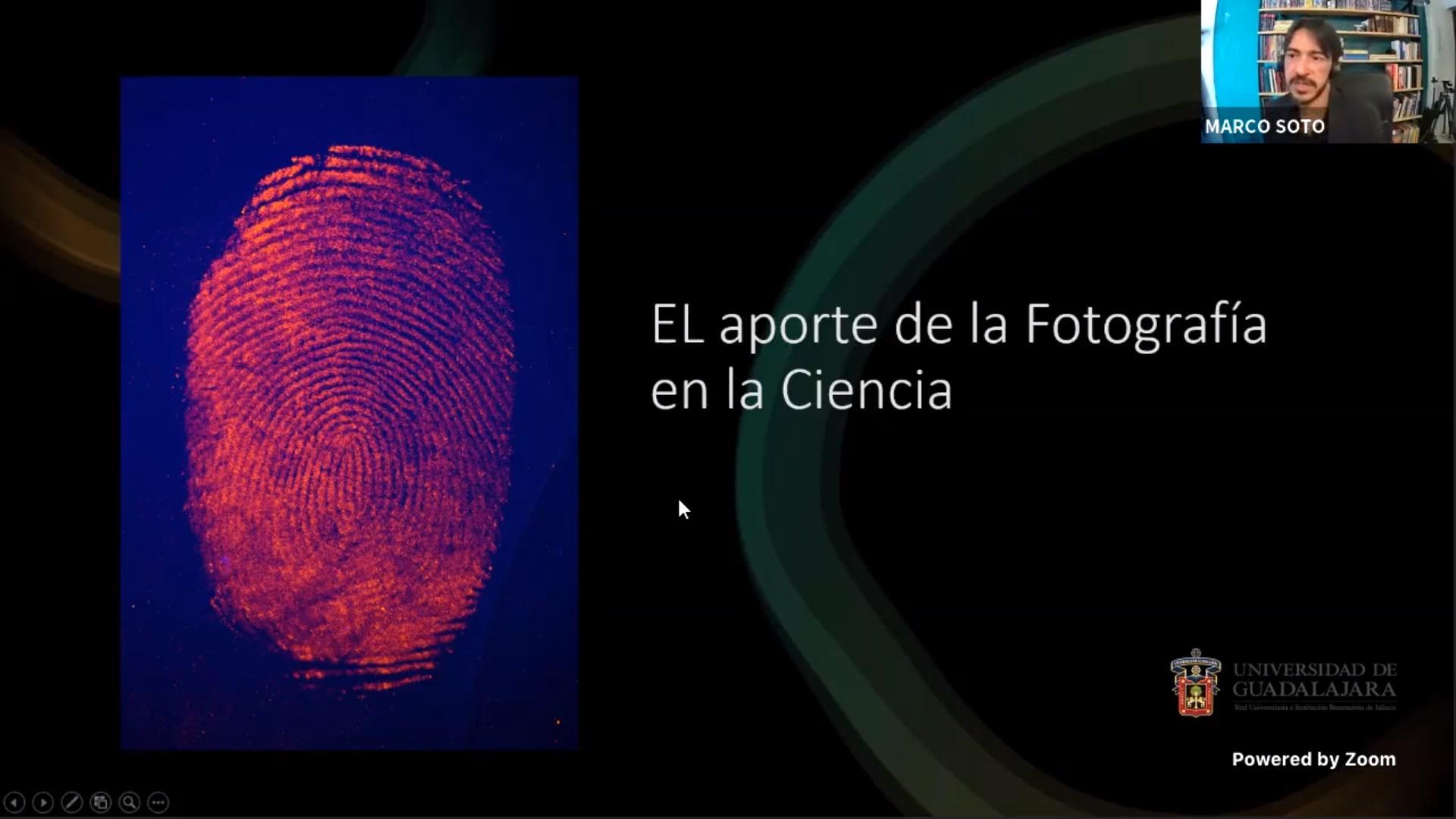 """Invitan al Diplomado en Fotografía Científica del CUTonalá, durante programa """"Charlemos de ciencia y tecnología"""" que organiza el CUCEI"""