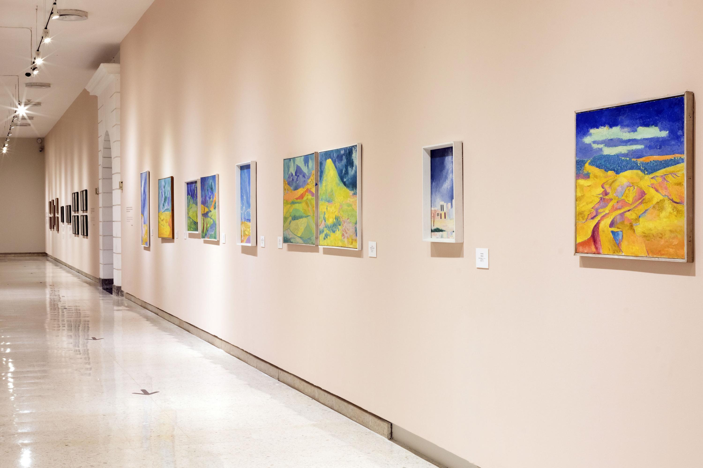 La creación de personajes, paisajes en acuarela y lecturas tendrán como inspiración a las piezas exhibidas en el recinto universitario