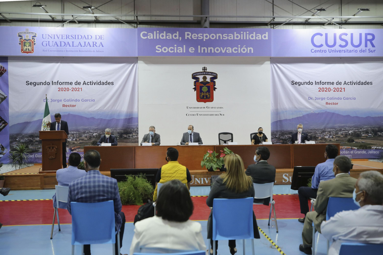 Su labor impacta en 28 municipios del Sur de Jalisco