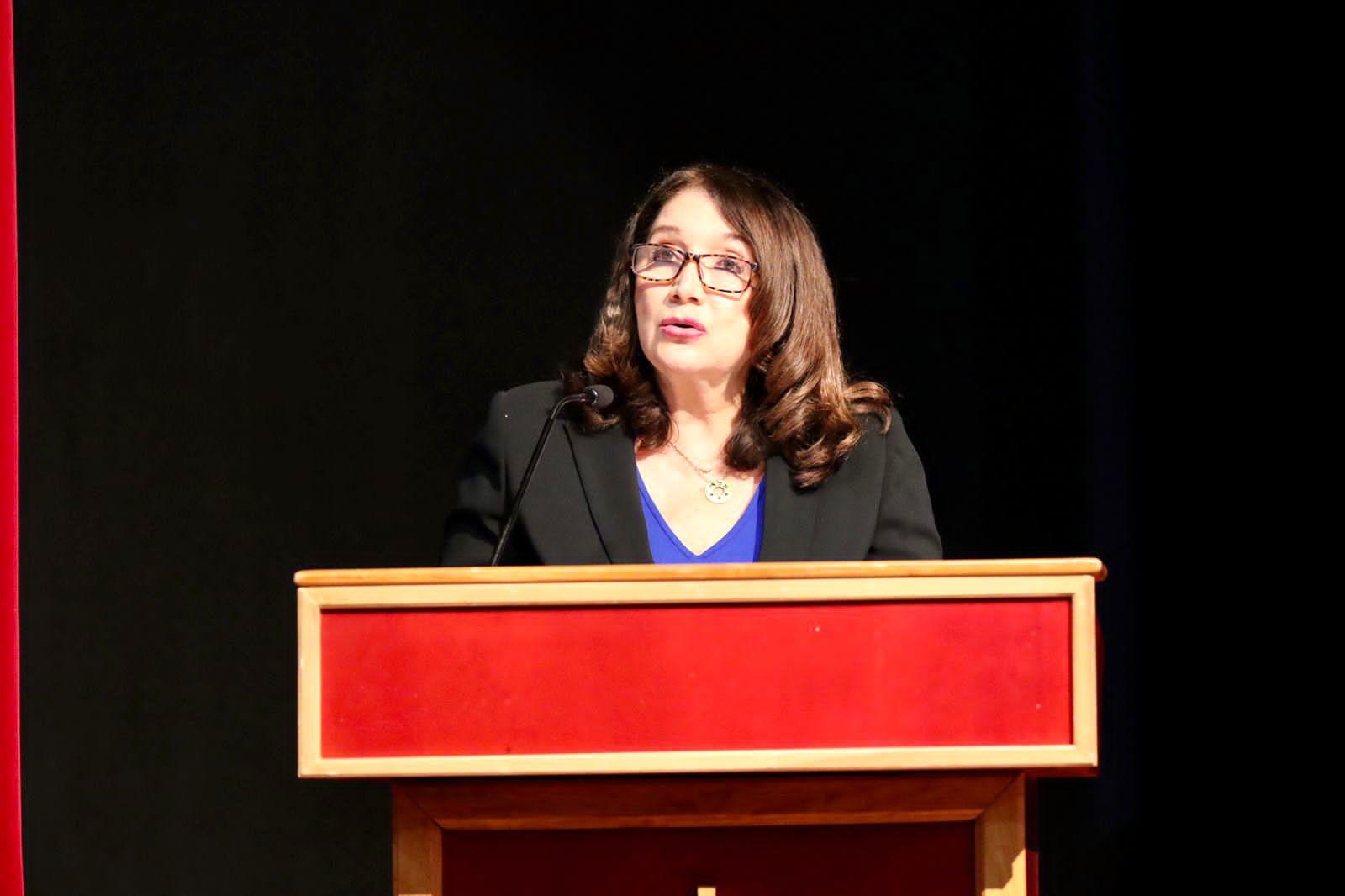 Rectora Lilia Victoria Oliver Sánchez rinde Informe de actividades 2020