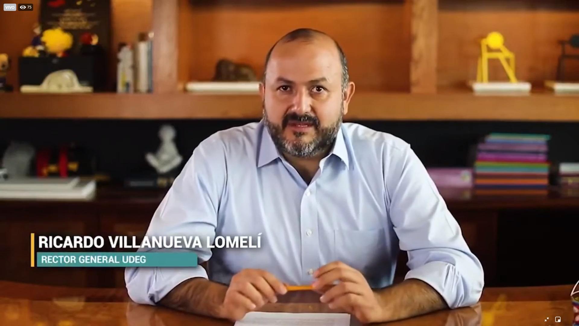 """Vicente Quirarte ofreció la conferencia magistral """"La otra voz de Octavio Paz"""""""