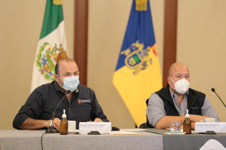 Exhorta Rector General a no acudir a espacios con altos niveles de contagio