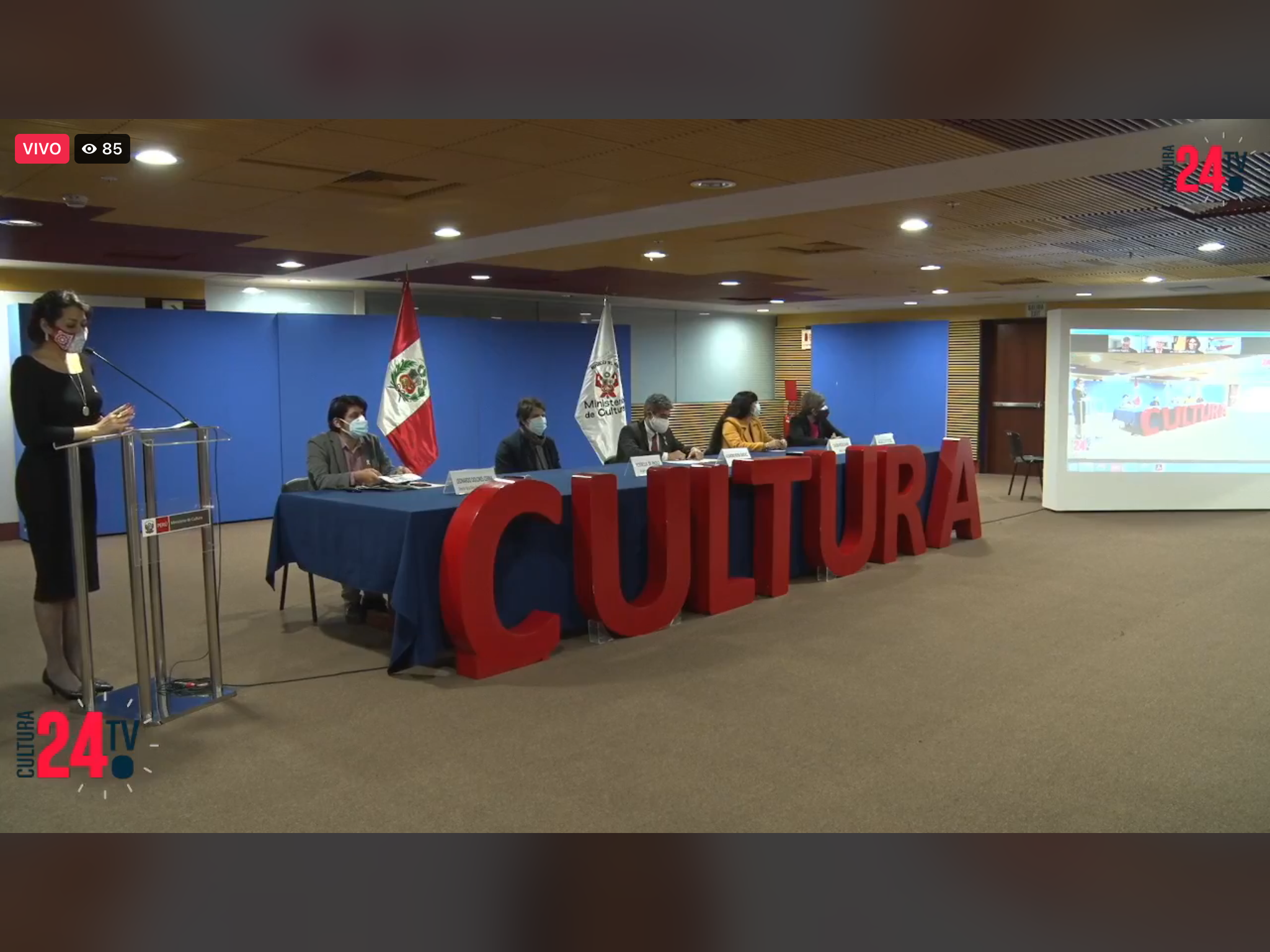 """Con Perú como país invitado y bajo el lema """"Historias que nos conectan"""", la FIL trabaja en adecuarse a las medidas sanitarias por COVID-19"""