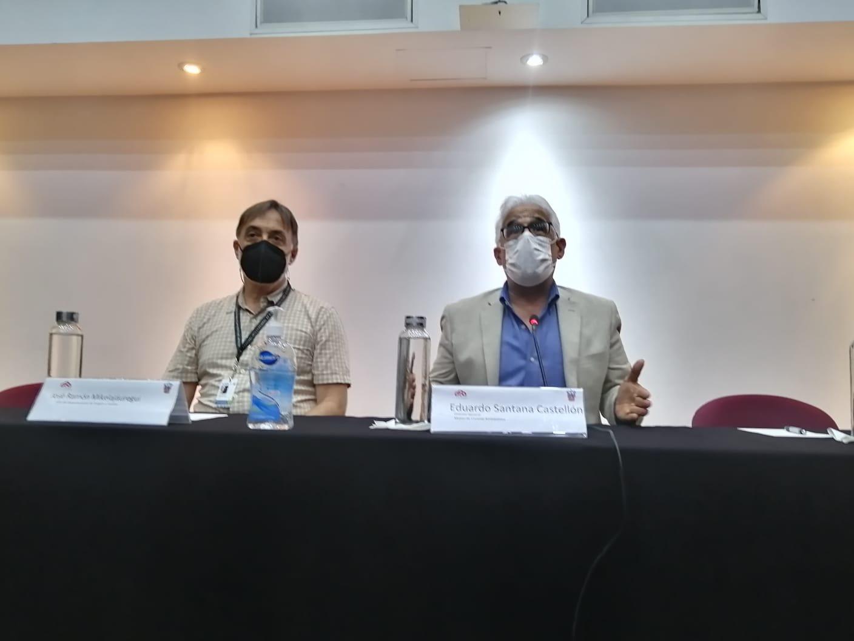 Se logró duplicar la asistencia del año pasado y quintuplicar la asistencia de hace dos años, señaló el director de dicha muestra, doctor Eduardo Santana