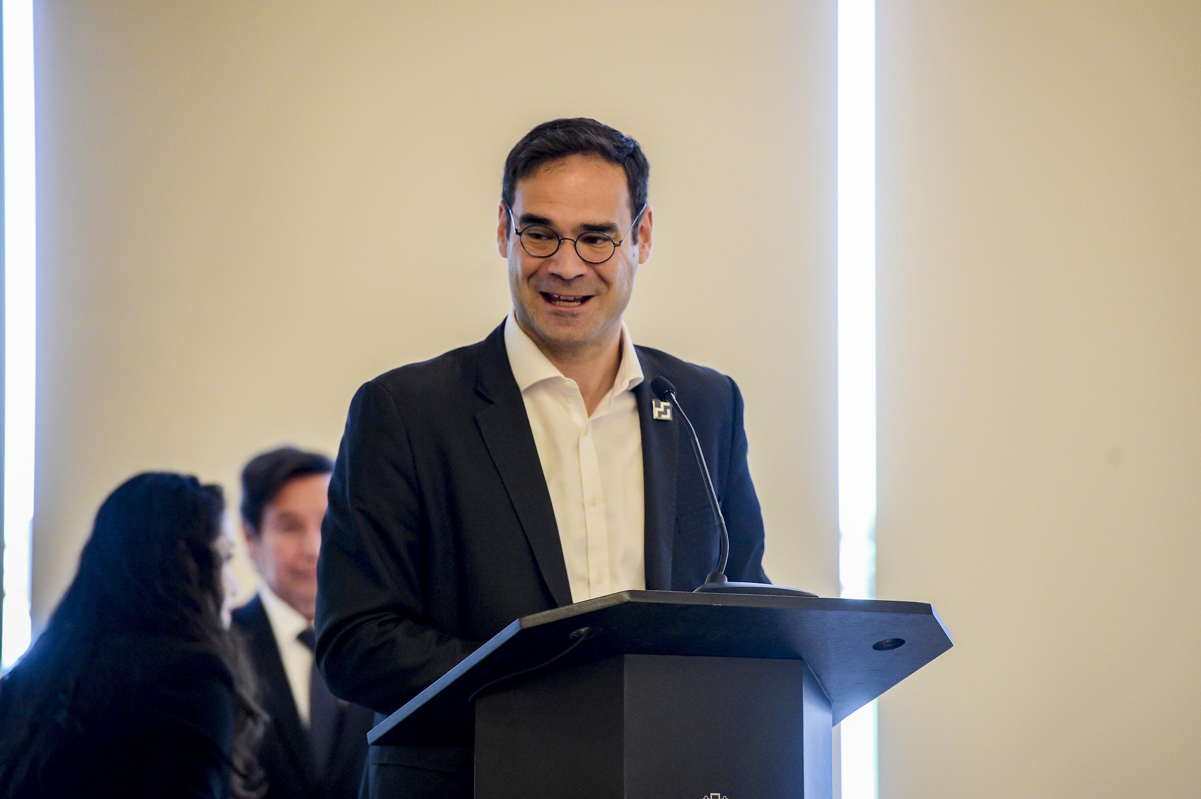 el investigador líder del Laboratorio de Ciencia de la Ciudad, del MIT, doctor Luis Alonso Pastor