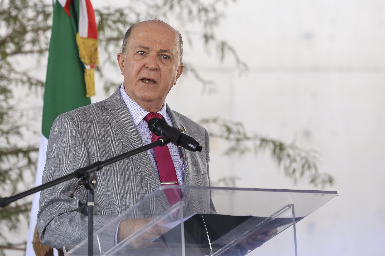 Rector General de la Universidad de Guadalajara (UdeG), doctor Miguel Ángel Navarro Navarro