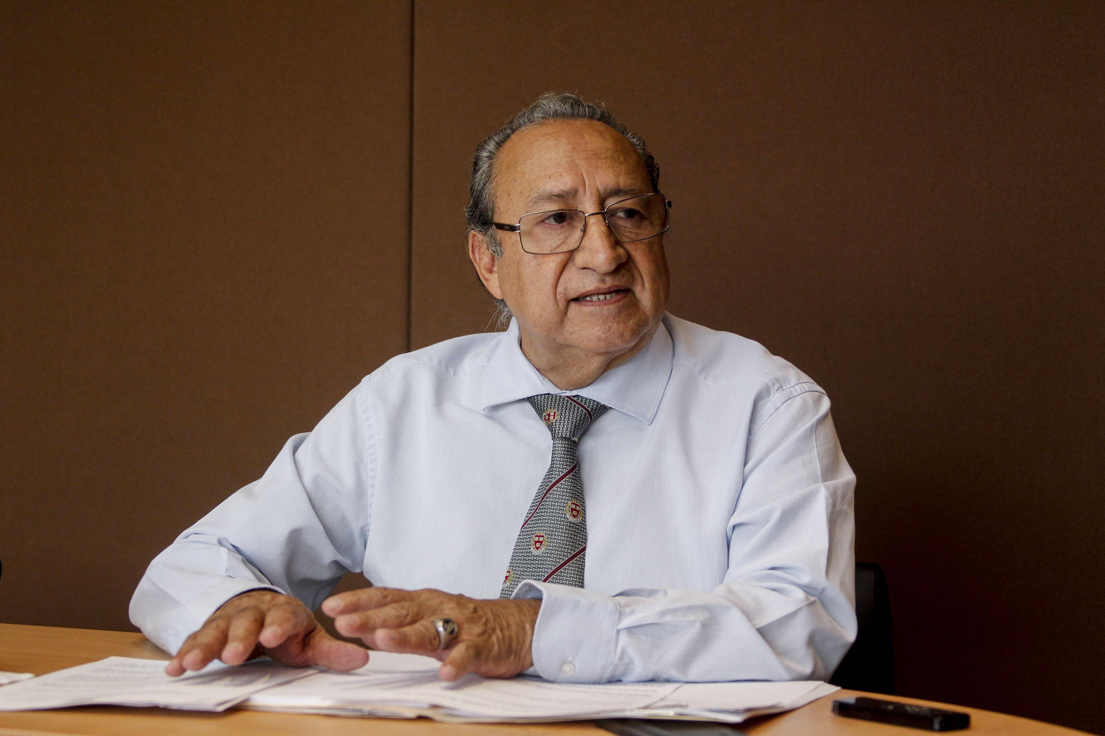 Dr.  Alfredo Ignacio Feria y Velasco, uno de los investigadores más prominentes de Jalisco