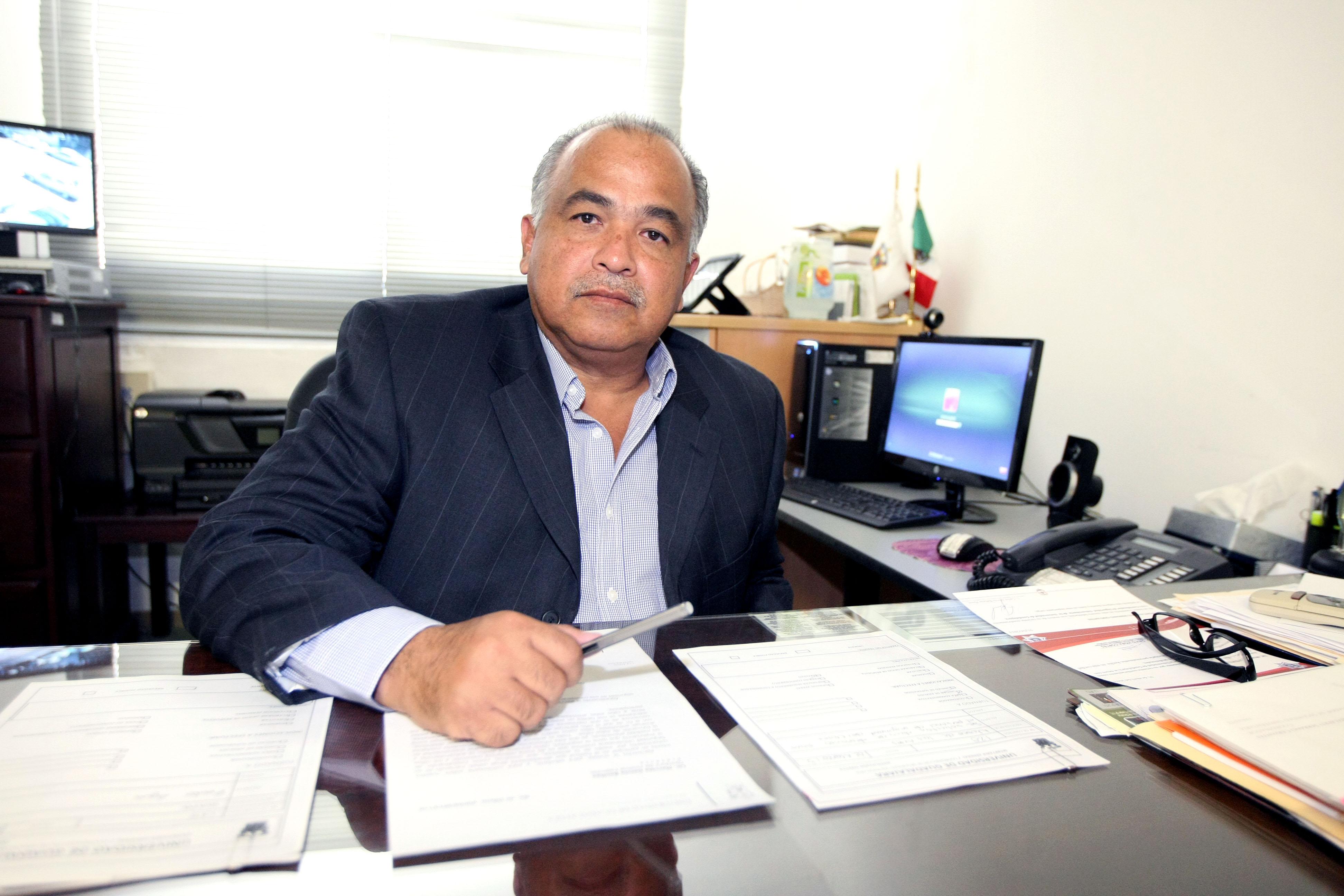 Mtro. Montalberti Serrano Cervantes, Coordinación de Seguridad Universitaria.