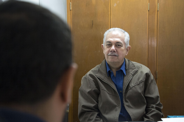Director Artístico del grupo, Carlos Ernesto Ochoa, en entrevista.