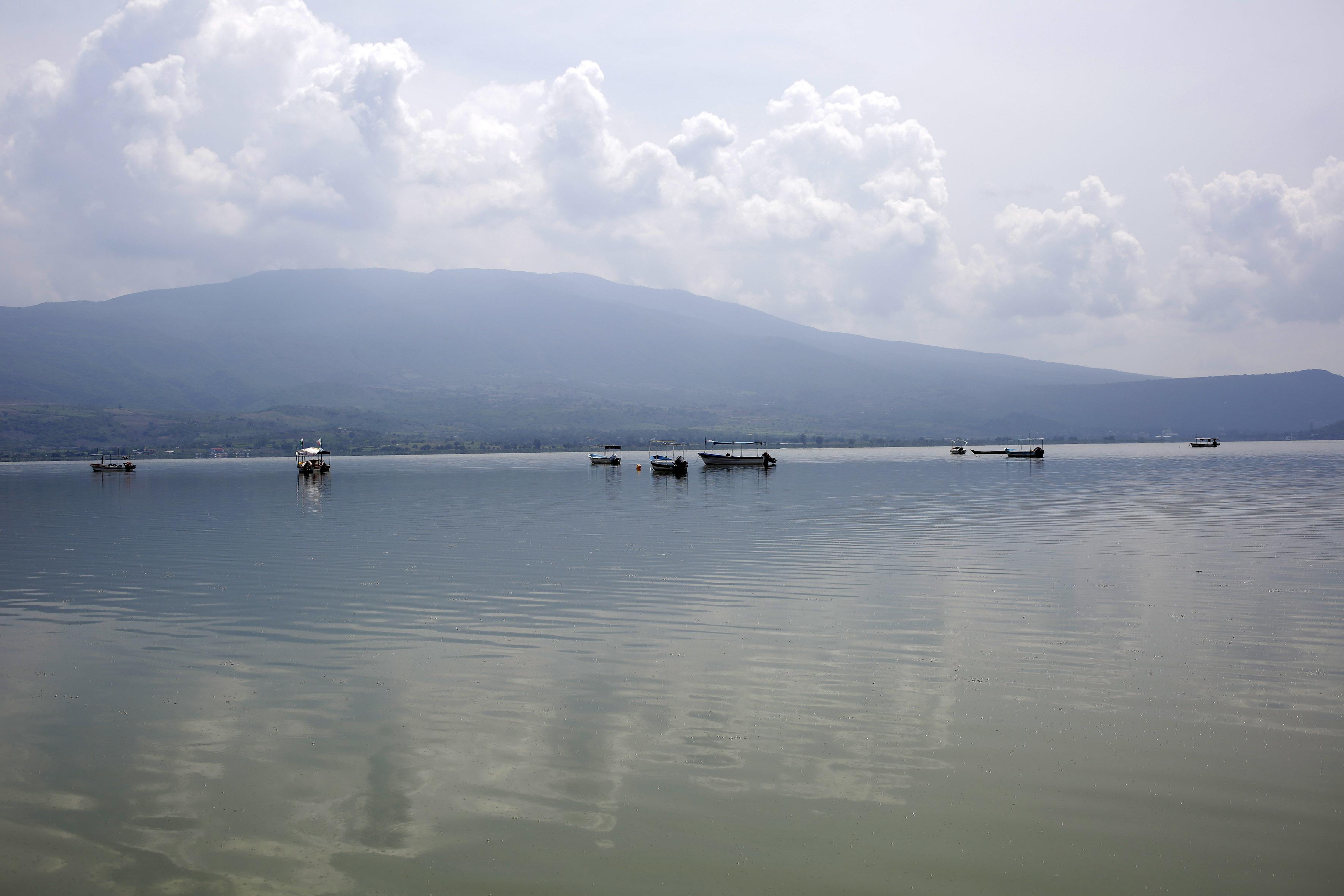 Laguna de Cajititlán