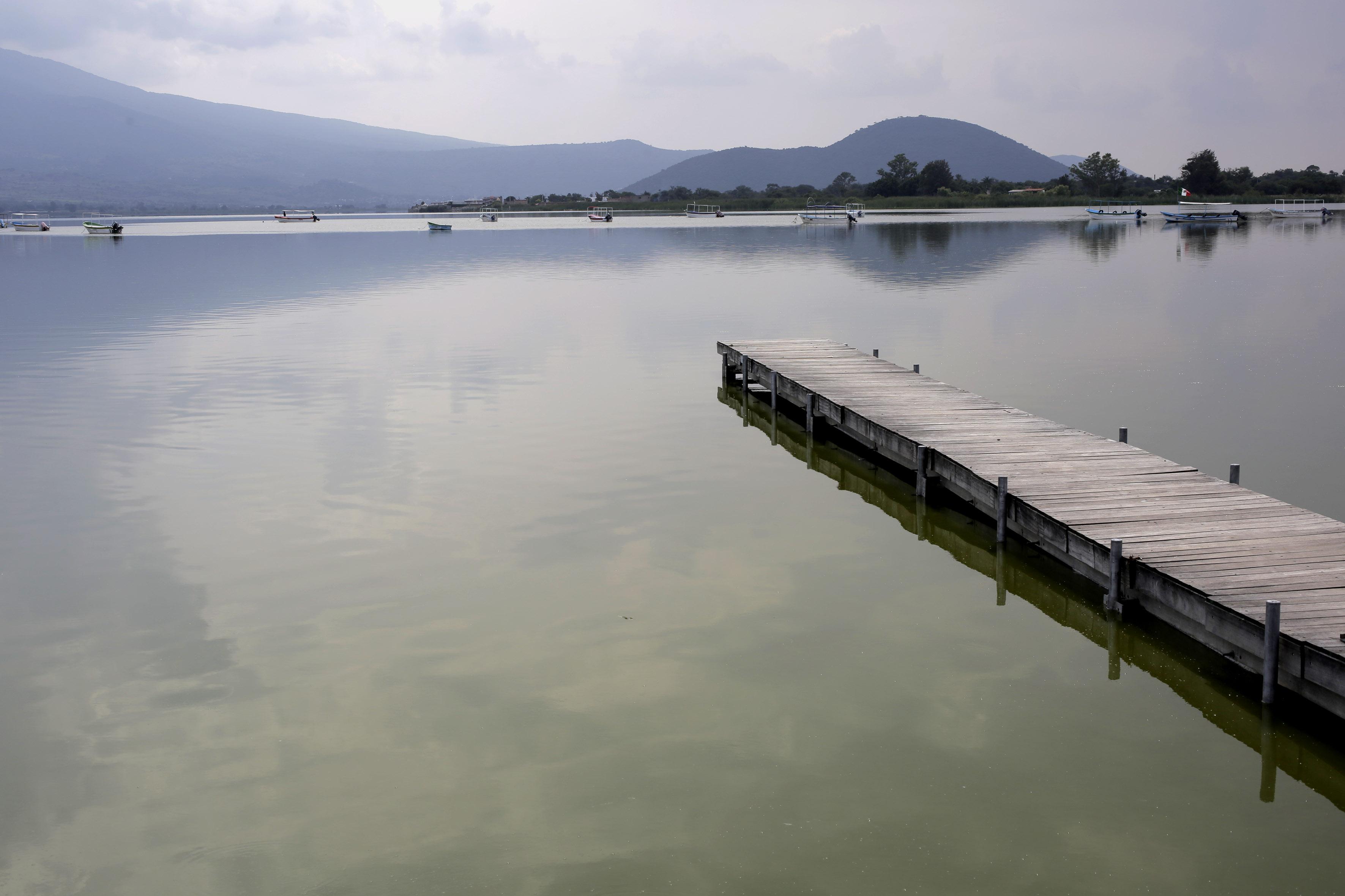 La Laguna de Cajititlán