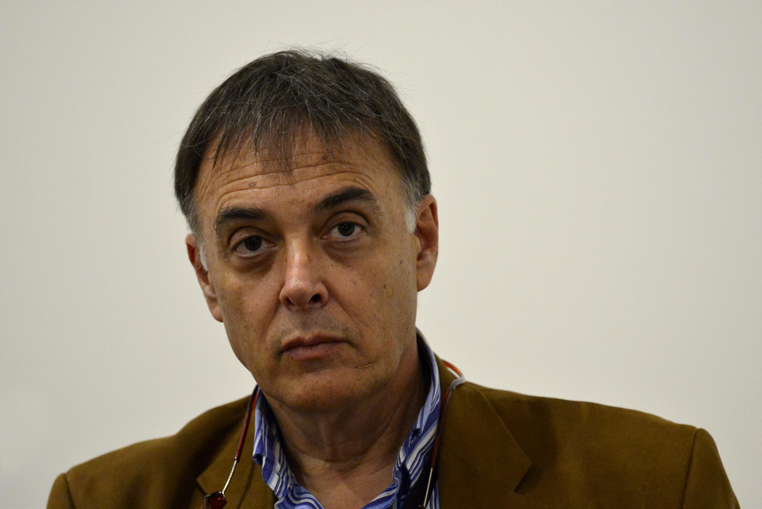 Licenciado José Ramón Miquelajáuregui, director del DIL