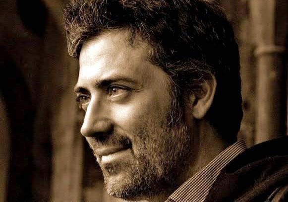 Escritor Andrea Bajani