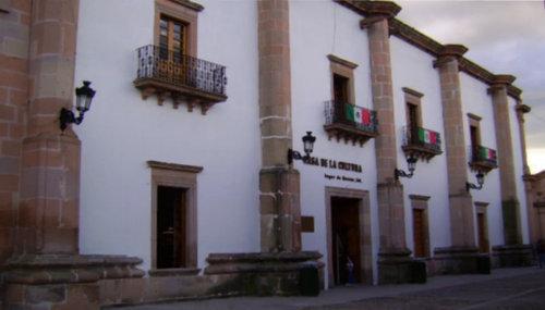 Casa de la Cultura, en la ciudad de Lagos de Moreno Jalisco.