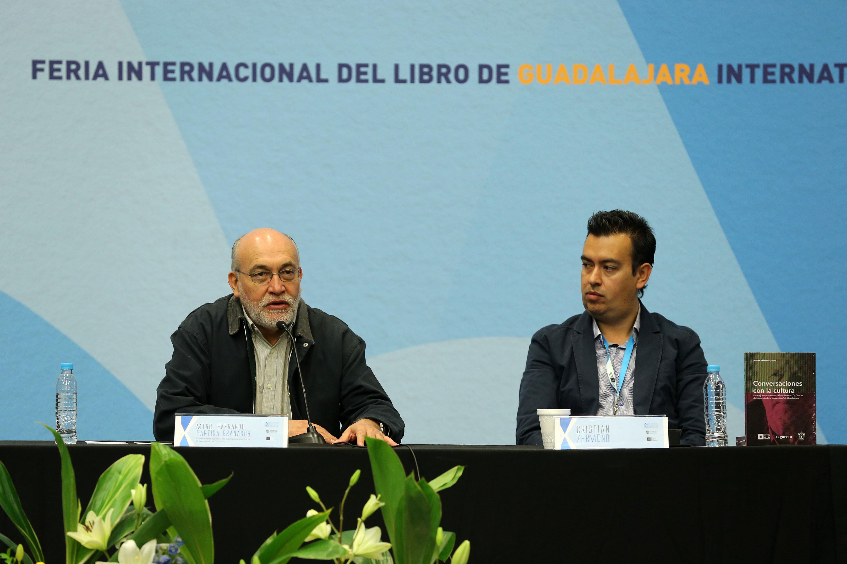 """Es una compilación de las mejores entrevistas del suplemento """"O2 Cultura"""" de La gaceta de la Universidad de Guadalajara"""