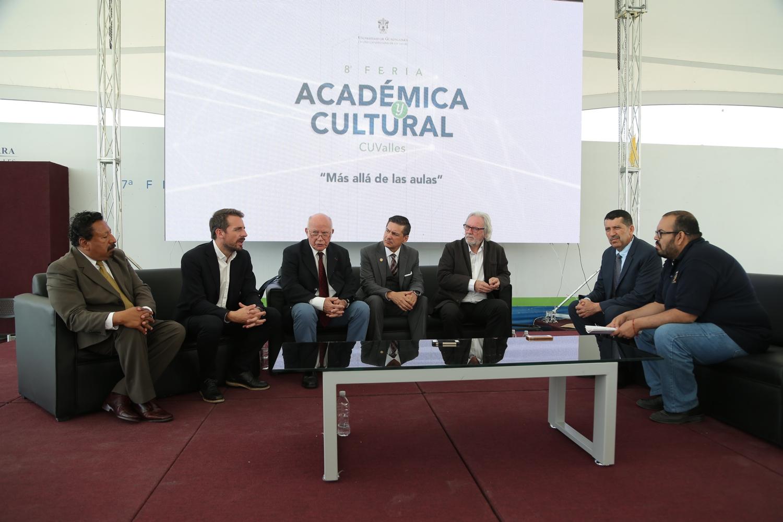 Cátedra Internacional de Turismo Social y Animación Turística y Sociocultural, organizada por la Asociación Mexicana de Centros de Enseñanza Superior en Turismo y Gastronomía (AMESTUR) y el Centro Universitario de los Valles (CUValles), de la Universidad de Guadalajara