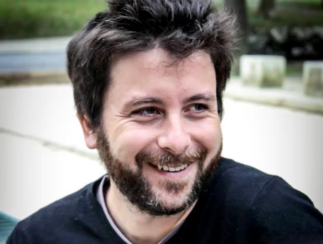 Escritor David Machado