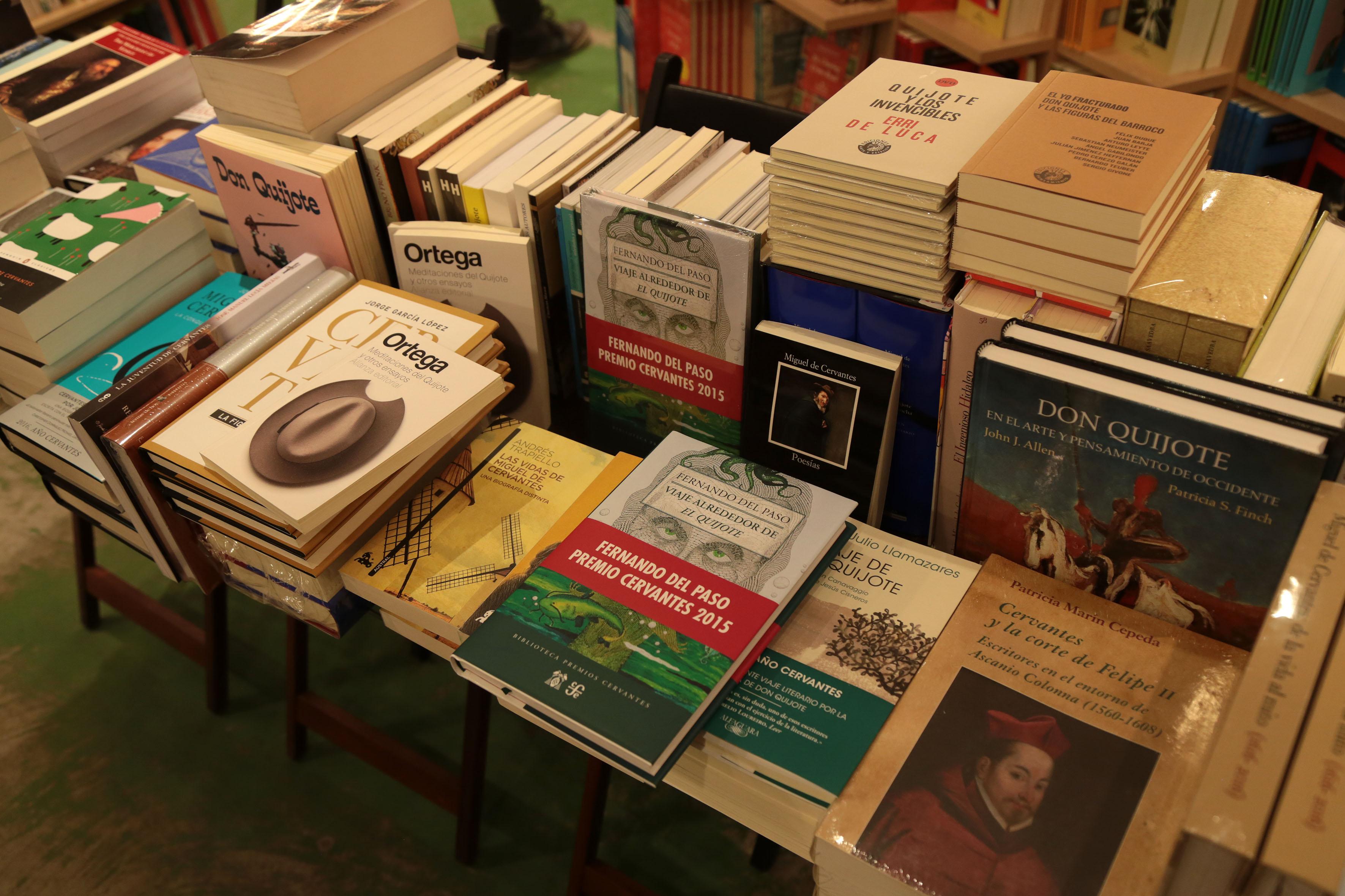 Distintos libros