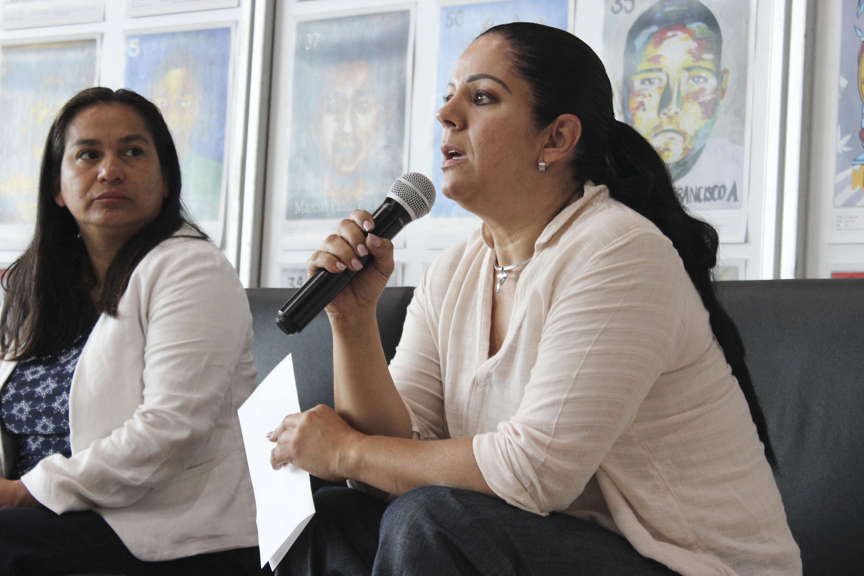 Una invitada hablo de los problemas a los que se ha enfrentado tras la desaparicion de su hijo