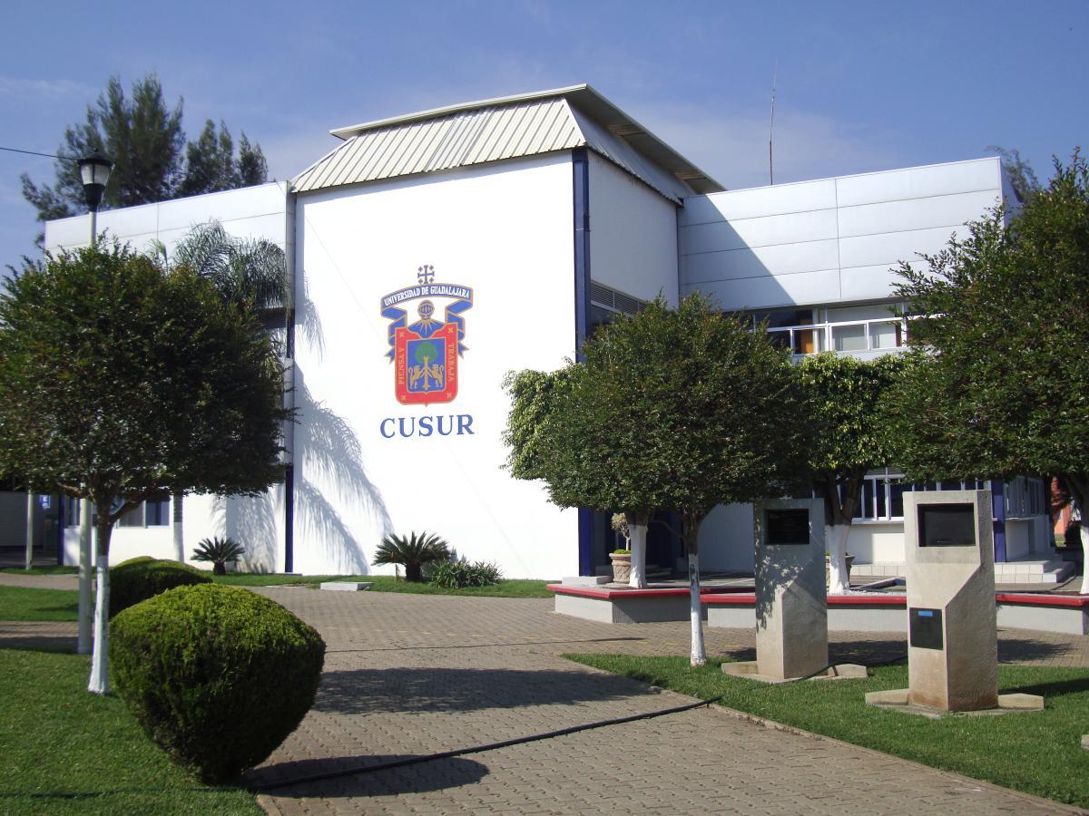 Edificio de Rectoría del Centro Universitario del Sur (CUSur)