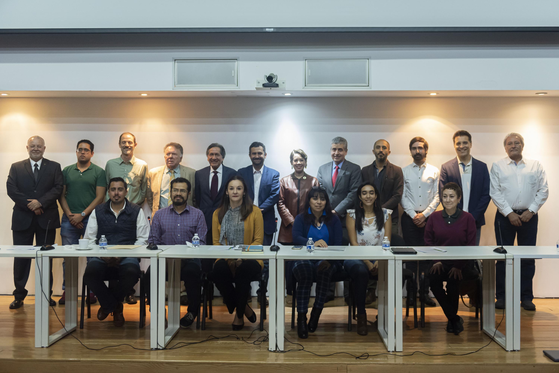 """Participantes de la Semana del Programa LEAD-COLMEX en la Biblioteca Pública del Estado de Jalisco """"Juan José Arreola"""""""