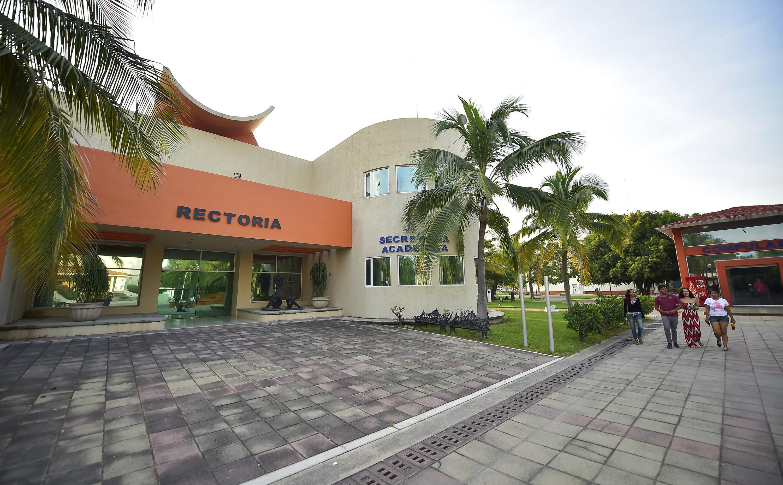 Instalaciones del Centro Universitario de la Costa