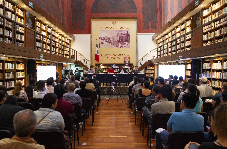 Departamento de Filosofía del CUCSH convocó a un homenaje en Biblioteca Iberoamericana Octavio Paz
