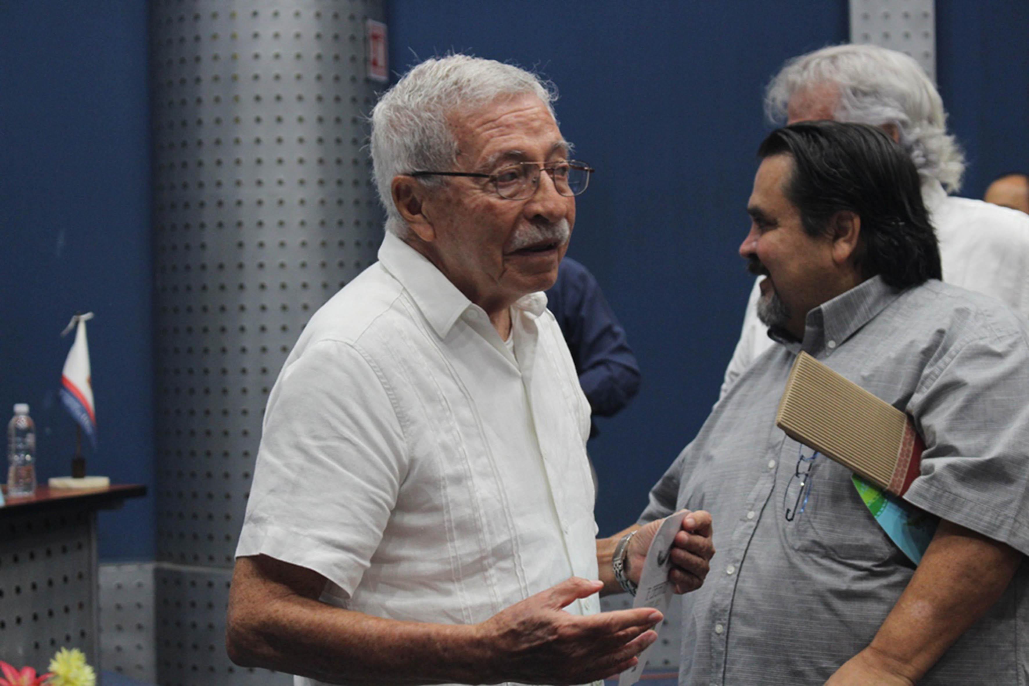 Biologo Juan Luis Cifuentes.