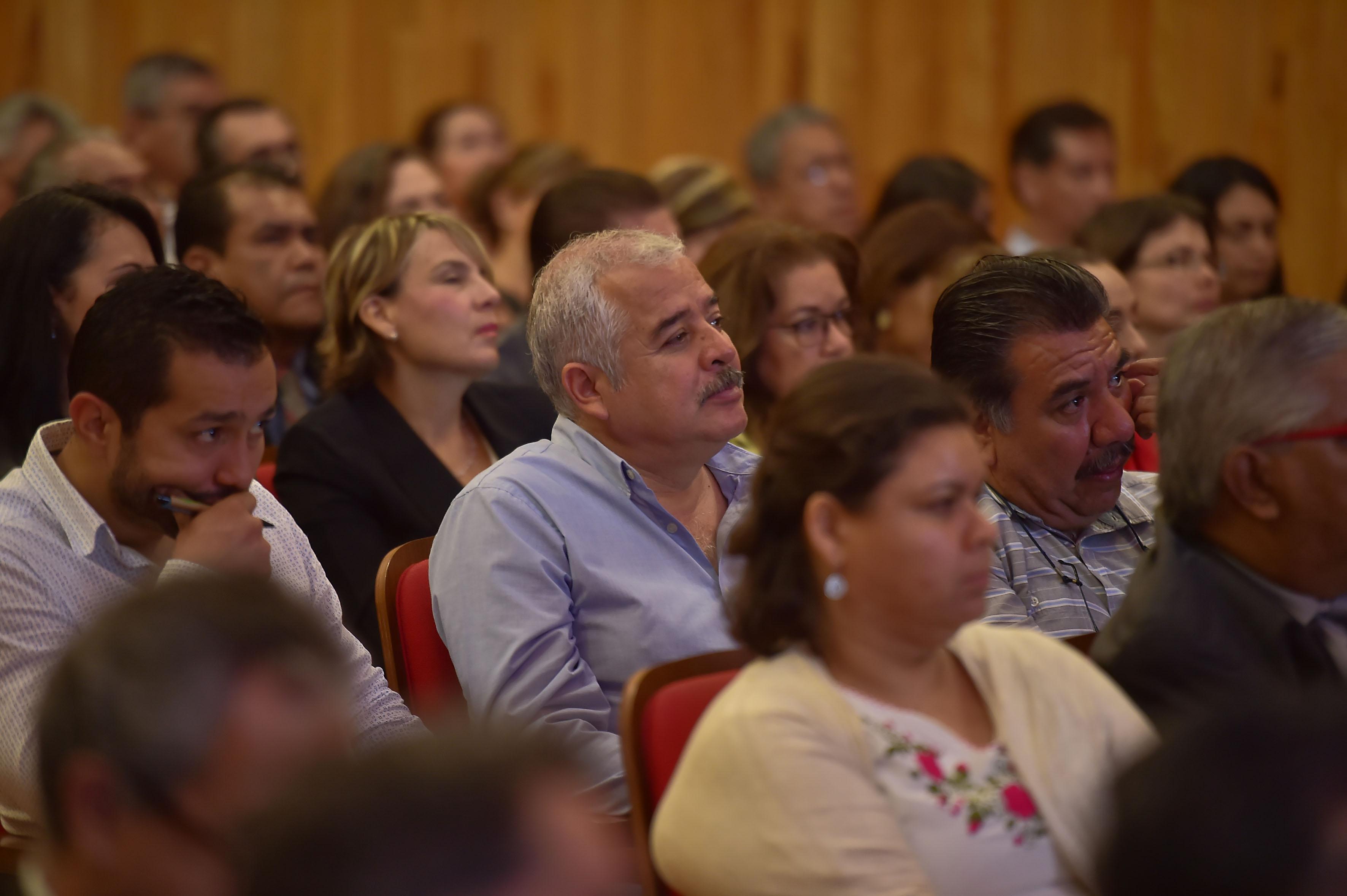 Asistentes a la Instalación de Comités curriculares intercentros